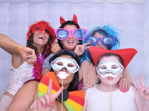 Irish Destination Wedding in Portugal Photo Booth