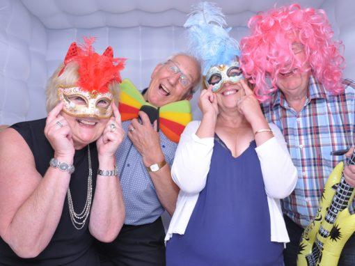 Wedding Anniversary Algarve - Dj and Photobooth